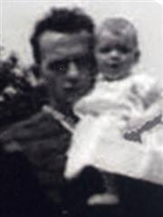 Calm in my father's arms, Scotland 1965